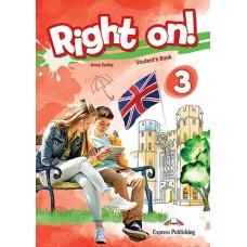 Right On ! 3 Student's Book B1 - Pre-Intermediate