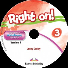 Right On ! 3 Interactive Whiteboard Software (B1 Pre-Intermediate) - SOFT INTERACTIV