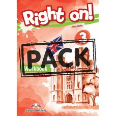 Right On ! 3 Workbook Teacher's Book  B1 - Pre-Intermediate
