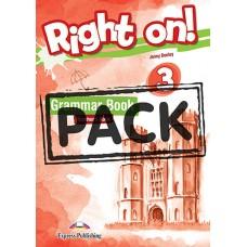Right On ! 3 Grammar Teacher's Book - CEFR B1 Pre-Intermediate