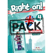 Right On ! 4 Workbook Teacher's Book  B1 - Intermediate