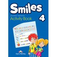 Smiles 4 - Activity Book - (Beginner - A1)