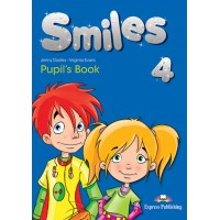 Smiles 4 - Pupil's Book - (Beginner - A1)