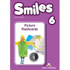 Smiles 6 - Picture Flashcards - (Beginner - A1)