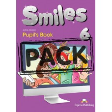 Smiles 6 - Pupil's Book with ieBook & Let's Celebrate - (Beginner - A1)