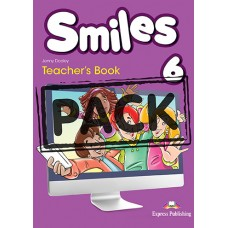 Smiles 6 - Teacher's Book with Posters - (Beginner - A1)