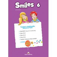 Smiles 6 - Teacher's Multimedia Resource Pack - (Beginner - A1)