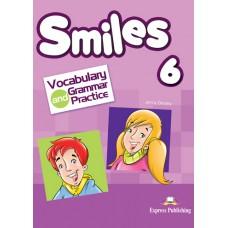 Smiles 6 - Vocabulary & Grammar Practice - (Beginner - A1)