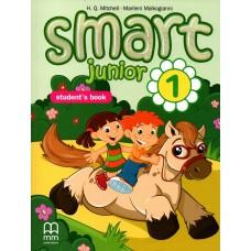 Smart Junior 1 Student's Book CEFR - A1 Starters