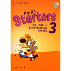 Cambridge English Starters 3 Student's Book