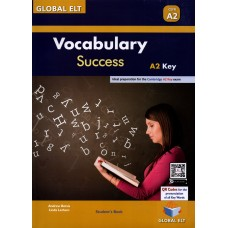 Vocabulary Success CEFR A2 - KEY Exam with answers ( Global ELT )