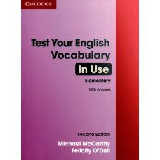 Test Your English Vocabulary in Use Elementary with Answers