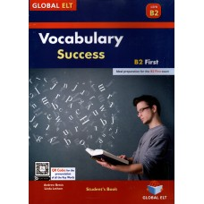 Vocabulary Success : B2 First (FCE) Exam with answers (Global ELT)