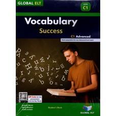 Vocabulary Success CEFR C1 - Advanced (CAE) Exam with answers ( Global ELT )