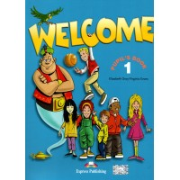 Welcome 1 Pupil's Book ( CEFR - A1 )