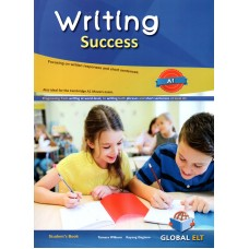 Writing Success : A1 Student's Book (Global ELT)