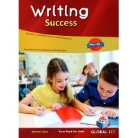 Writing Success : Pre-A1 Student's Book (Global ELT)