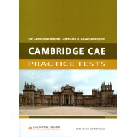 Cambridge CAE ( Certificate in Advanced English ) Practice Tests