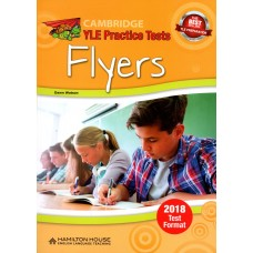 Flyers YLE Practice Tests with audio CD and Key