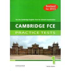 Cambridge FCE 1 ( First Certificate in English ) Practice Tests