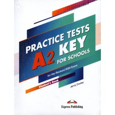 KEY for Schools A2 Practice Tests Student's Book