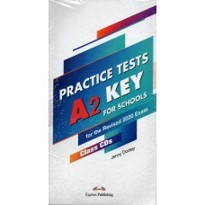 KEY for Schools A2 Practice Tests Class Cds