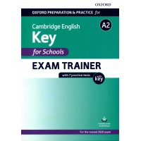 KEY A2 For Schools Exam Trainer Practice Tests with answers