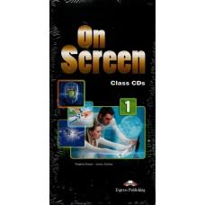 On Screen 1 Class CDs - Beginner - A1/A2