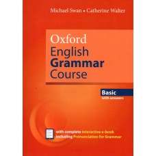 Oxford English Grammar Course Basic with Answers and Cd-Rom Pack