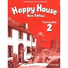 Happy House 2 Activity Book with MultiRom