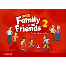 FAMILY AND FRIENDS 2 TEACHER'S RESOURCE PACK