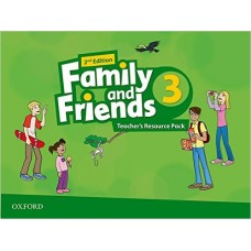 FAMILY AND FRIENDS 3 TEACHER'S RESOURCE PACK
