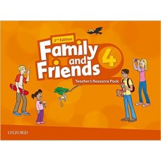 FAMILY AND FRIENDS 4 TEACHER'S RESOURCE PACK