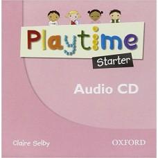 Playtime Starter Class Audio CD