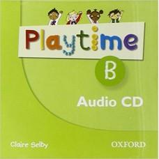 Playtime  Class Audio CD