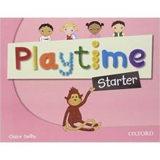 Playtime Starter Coursebook