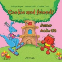 Cookie and Friends Starter Class Audio Cd