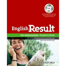 English Result Pre-intermediate Student's Book with Dvd Pack