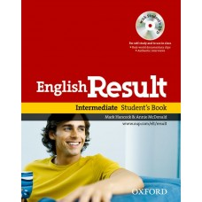 English Result Intermediate Student's Book with Dvd Pack