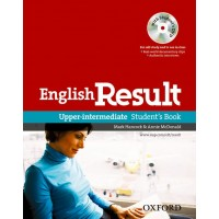 English Result Upper-intermediate Student's Book with Dvd Pack