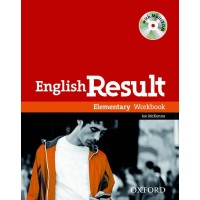 English Result Elementary Workbook with Answer Booklet and MultiRom