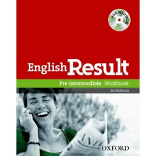 English Result Pre-intermediate Workbook with Answer Booklet and MultiRom