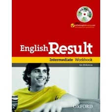 English Result Intermediate Workbook with Answer Booklet and MultiRom