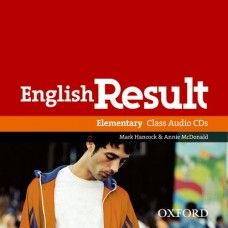 English Result Elementary Class Audio Cds