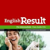 English Result Pre-intermediate Class Audio Cds