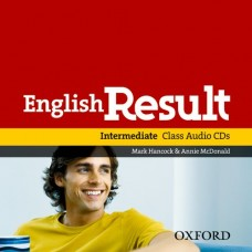 English Result Intermediate Class Audio Cds