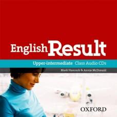 English Result Upper-intermediate Class Audio Cds