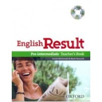 English Result Pre-intermediate Teacher's Resource Pack with Dvd and Photocopiable Materials
