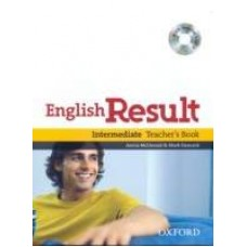 English Result Intermediate Teacher's Resource Pack with Dvd and Photocopiable Materials