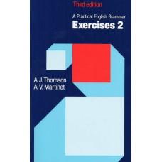 A Practical English Grammar Exercises 2